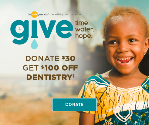 Donate $30, Get $100 Off Dentistry - College Dental Group and Orthodontics